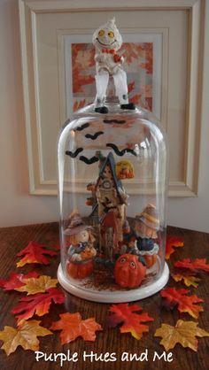 1000 images about globes et cloches en verre on for Cloche verre decorative