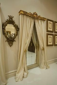Bed Foot Board As Window Cornice Project Inspiration
