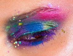 Photo & makeup: Magdalena Madaj, #makeup