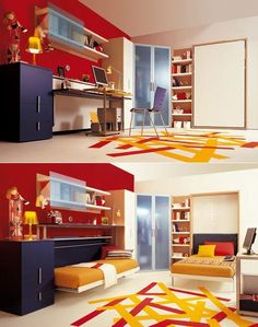 Clei space saving beds Space saving furniture to captivate and delight