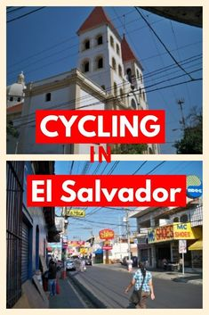 If you're planning to cycle through El Salvador as part of a long distance bike tour, these travel tips will help. Based on my own experiences, I cycled through El Salvador as part of a bike tour from Alaska to Argentina. Check the full guide for more! #biketouring #bikepacking #biketour #elsalvador #cycling #bicycletouring #cyclingguide
