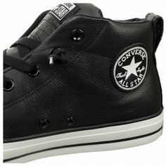 Converse  Men's CTAS Mid Leather at Famous Footwear