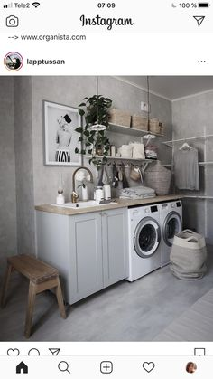 Washing Machine, Laundry, Home Appliances, Home Decor, Laundry Room, House Appliances, Kitchen Appliances, Decoration Home, Laundry Service