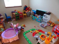 Playroom Makeover on a Budget 01