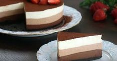 Sütés nélküli triplacsokis mousse torta: három réteg krémes élvezet | Femcafe
