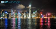 LifeVantage Opens Corporate Office in Hong Kong