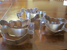 Make Your Own Cookie Cutters · Edible Crafts