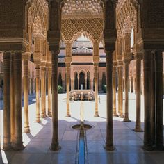 Al Hambra - The Golden Triangle of Andalucia - ALO Magazine : America's Top Middle Eastern Lifestyle Magazine