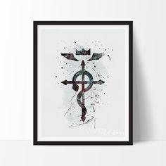 Fullmetal Alchemist, Flamel Symbol