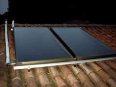 Placas solares témicas