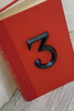 numéro de tables livre