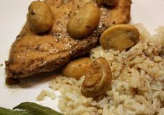 Texas Cottage: Balsamic Chicken and Mushrooms