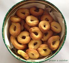 Receitas de Portugal: Biscoitos simples de limão