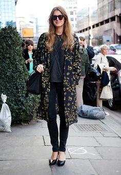 London Fashion Week Autumn/Winter Street Style | PIN Blogger