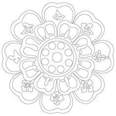 연꽃문, 인동문, 구슬이음문 (28921) Korean Crafts, Korean Painting, Korean Design, Glass Bottle Crafts, Korean Art, Korean Traditional, China Painting, Chinese Art, Buddhism