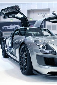 Brabus SLS, I wish I didn't like this..