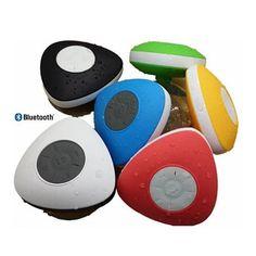 Bluetooth Waterproof Speaker & Speakerphone