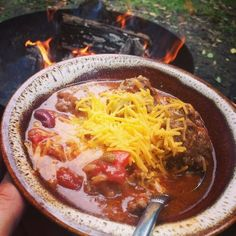 Campfire chili: That perfect fall crock pot recipe that everyone will be asking for | MLive.com