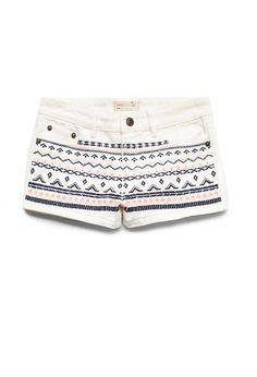 Voyager Denim Shorts (Kids) | FOREVER21 girls #F21Girls #Juniors #Denim