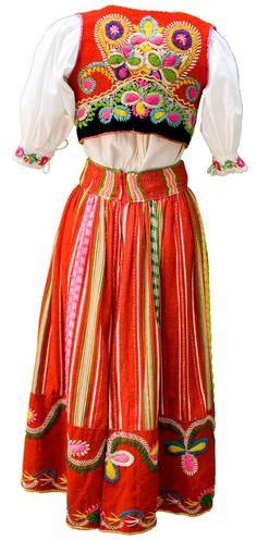 1930s Medium Skirt Blouse Vest Set Hungarian Neon Folk Ethnic Fairy Hippie Renaissance Ren Fair Oktoberfest Milkmaid Rainbow Striped Costume