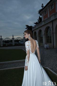Berta wedding dress (style 14-11)