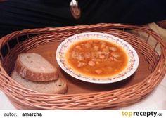 Sojový guláš recept - TopRecepty.cz