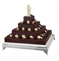 Piramida z czekolady