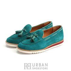 Mocasini dama casual din piele intoarsa - 202 Turcoaz Velur Marimo, Sperrys, Boat Shoes, Flats, Casual, Interior, Fashion, Loafers & Slip Ons, Moda