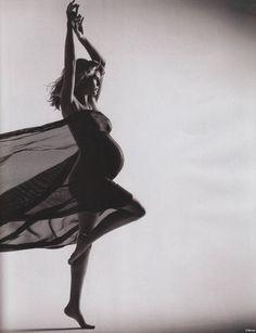 Pregnant Heidi Klum (600×782)
