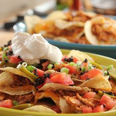 Chicken Nachos By Ree Drummond