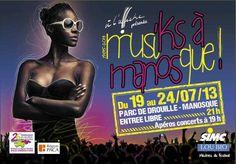 festival Musiks à Manosque. Du 19 au 24 juillet 2013 à Manosque.