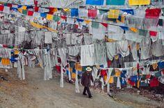 Lhasa, Tibet. ©Steve McCurry