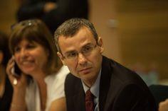 Yariv Levin 24 de julio de 2012 (Uri Lenz / Flash90)