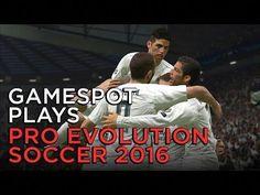 Pro Evolution Soccer, New Video Games, Fifa, Plays, Football, Games, Soccer, Futbol, American Football