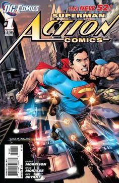 Action Comics (2011) No. 1