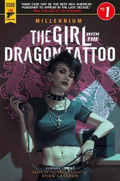 The Girl with the Dragon Tattoo: Millennium #1 Sneak Peek