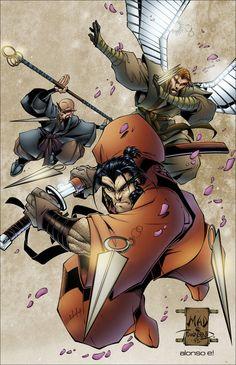 Uncanny X-Men by Joe Madureira