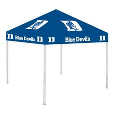 Duke Blue Devils NCAA Ultimate Tailgate Canopy Replacement Top Only