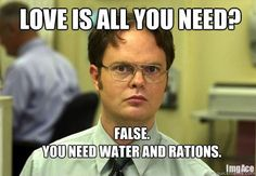 More Dwight wisdom.
