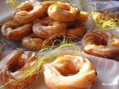 Ala piecze i gotuje: Pączki hiszpańskie