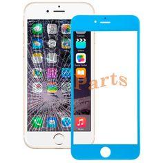 Apple iPhone 6 Plus Front Screen Outer Glass Lens(Blue) http://www.laimarket.com/full-housing-cover-c-322_323.html?page=3&sort=3a