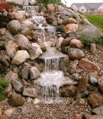1000 images about waterfalls on pinterest water for Pond waterfall spillway ideas