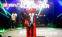 Total Slaughter Murder Mook vs. Loaded Lux | THC RADEO