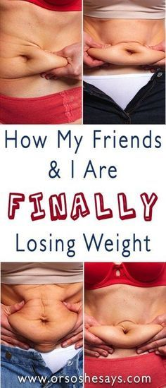 How My Friends & I Are FINALLY Losing Weight ~ (and feeling waaaaay more energy!!) www.orsoshesays.com