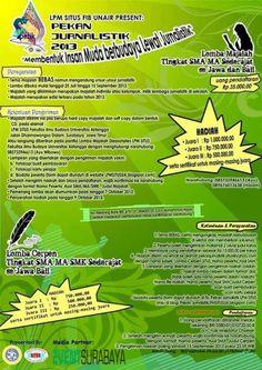 Lomba Esai Kuliah Integritas        Lomba Arek Kampus Why A New Leash on Life  Diinformasikan kepada seluruh peserta Lomba Esai Nasional  quot Menjadi Negeri Mandiri quot  BEM FTP UGM tahun      yang telah mendaftar dan mengirimkan berkasnya