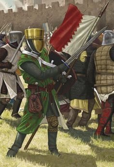 [WB][B] Crusader - Way to expiation Medieval Knight, Medieval Armor, Medieval Fantasy, Middle Ages History, High Middle Ages, Classical Antiquity, Knight Armor, Chivalry, Knights Templar