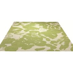 Esprit Energize 8025 Cream Green Rugs (€57) ❤ liked on Polyvore featuring home, rugs, off white area rug, ivory rugs, olefin rugs, cream colored area rugs and cream colored rugs