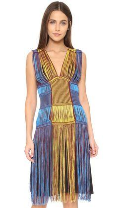 M Missoni Knit Fringe Dress - $497.50 (1/2 off!)