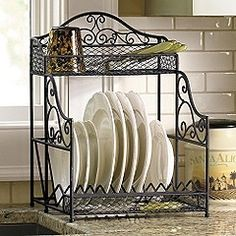 bistro dish rack