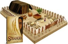 Build a tabernacle model robin sampson 39 s blog teaching for Building the tabernacle craft